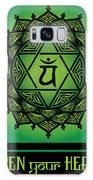 Celtic Tribal Heart Chakra Galaxy S8 Case