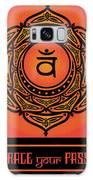 Celtic Tribal Sacral Chakra Galaxy S8 Case