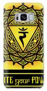 Celtic Tribal Solar Plexus Chakra Galaxy S8 Case