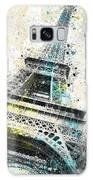 City-art Paris Eiffel Tower Iv Galaxy S8 Case