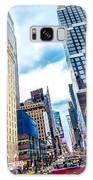 City Sights Nyc Galaxy S8 Case