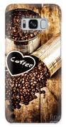 Coffee Shop Love Galaxy S8 Case