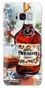 Cognac Hennessy Bottle And Glass Still Life Galaxy S8 Case