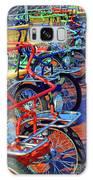 Color Of Bikes Galaxy S8 Case