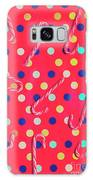 Colorful Pepermint Candy Canes Galaxy S8 Case