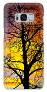 Colorful Silhouette Galaxy S8 Case