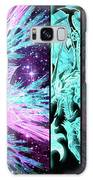 Cosmic Collage Mosaic Left Side Flipped Galaxy Case by Shawn Dall