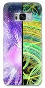 Cosmic Collage Mosaic Galaxy Case by Shawn Dall