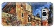 Courtyard, Mellieha, Malta Galaxy S8 Case