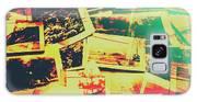 Creative Retro Film Photography Background Galaxy S8 Case