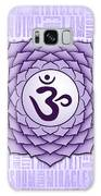 Crown Chakra - Awareness Galaxy S8 Case