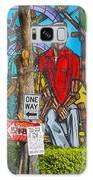 Cuban Street Art Galaxy Case by Dart and Suze Humeston