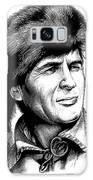 Davy Crockett Galaxy S8 Case