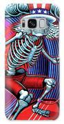 Deadhead Surfer Galaxy S8 Case