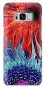 Deep Water Daisy Dance Galaxy Case by Christopher Beikmann