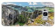 Dinorwic Slate Quarry Snowdon Galaxy S8 Case