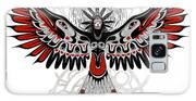Divine Crow Woman Galaxy S8 Case