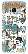 Dolphins Ring Of Honor Galaxy S8 Case