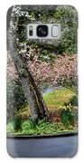 Downhill Landscape Scene Galaxy S8 Case