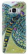 Dragonfly And Cherry Blossoms Galaxy S8 Case