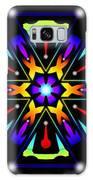 Earthscape Six Galaxy Case by Derek Gedney