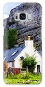 Elgol Cottage, Skye Galaxy S8 Case
