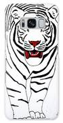 Eye Of The Tiger Galaxy S8 Case
