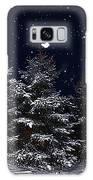 Falling Snow Galaxy S8 Case