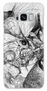 Fantasy Drawing 1 Galaxy S8 Case