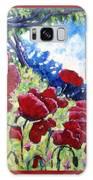 Field Of Poppies 02 Galaxy S8 Case