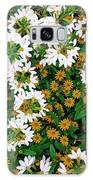 Floral Texture In The Summer Galaxy S8 Case