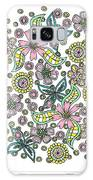 Flower Power 5 Galaxy S8 Case