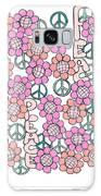 Flower Power 8 Galaxy S8 Case