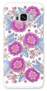 Flower Power 9 Galaxy S8 Case