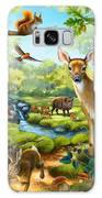Forest Animals Galaxy S8 Case