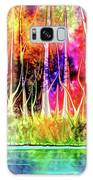 Forest Stream Galaxy Case by Darren Cannell