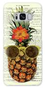 Funny And Cute Pineapple Art Galaxy S8 Case