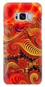 Glow Coils Galaxy S8 Case