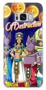 God Of Destruction Galaxy S8 Case