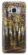Golden Trees 1 Galaxy S8 Case