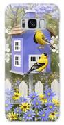 Goldfinch Garden Home Galaxy S8 Case
