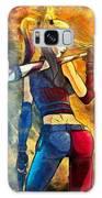 Harley Quinn Spicy  - Van Gogh Style -  - Da Galaxy S8 Case