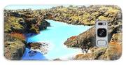 Iceland Blue Lagoon Healing Waters Galaxy S8 Case