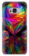 In Different Colors Thrown -8- Galaxy S8 Case