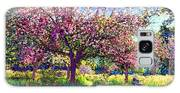 In Love With Spring, Blossom Trees Galaxy S8 Case