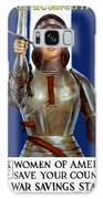Joan Of Arc Saved France - Save Your Country Galaxy S8 Case