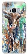 Longhorn Steer Galaxy S8 Case