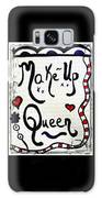 Make-up Queen Galaxy S8 Case