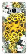 Market Flowers Galaxy S8 Case
