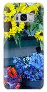 Market Fresh In Watercolor Galaxy S8 Case